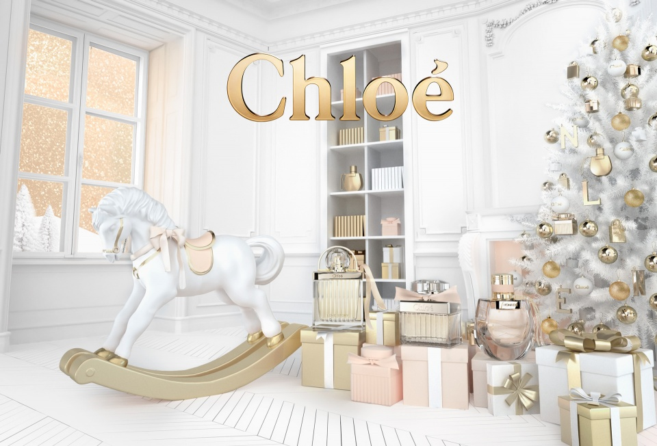 Chloe Horse noel