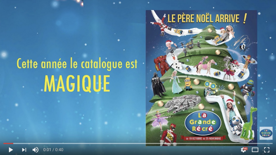 Noël Prend Vie - Application mobile interactive