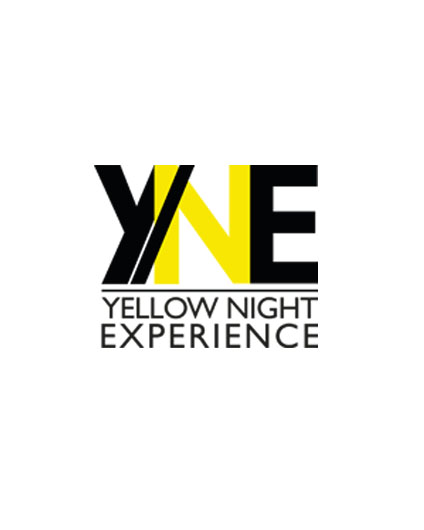 "Logo ""Yello Night Experience"""