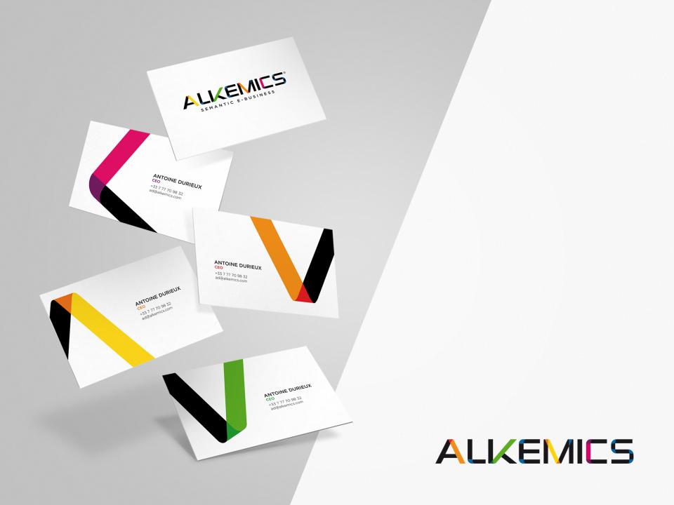 Cartes + Logo