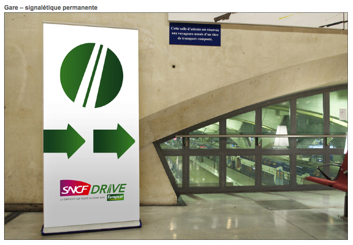 SNCF DRIVE