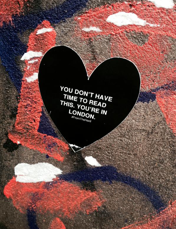 Street Art: #FomTheHard