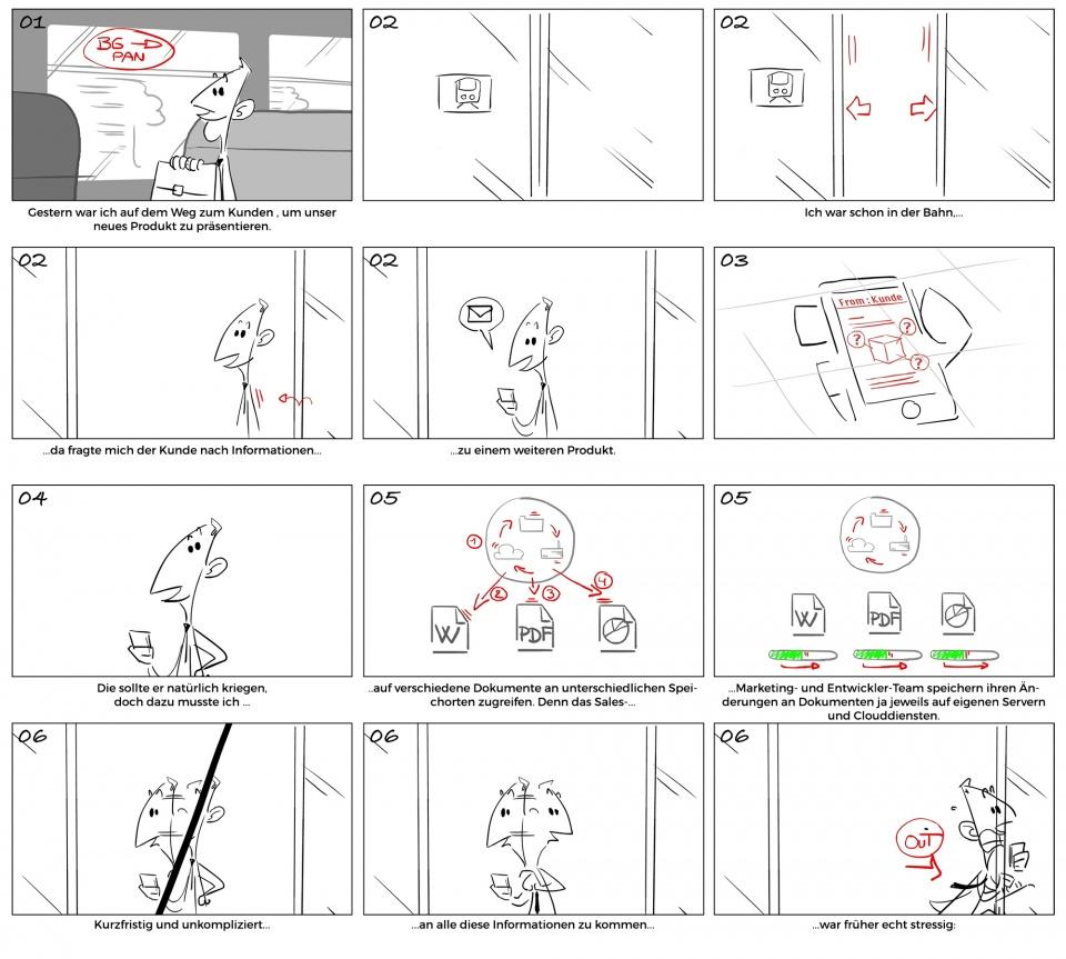 Storyboard p.1