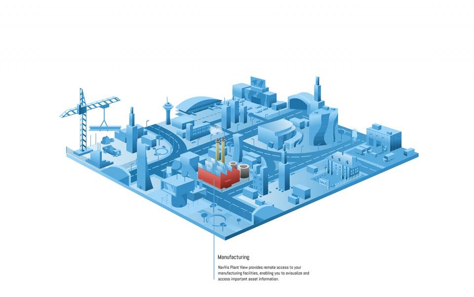 Interactive Map Visuel