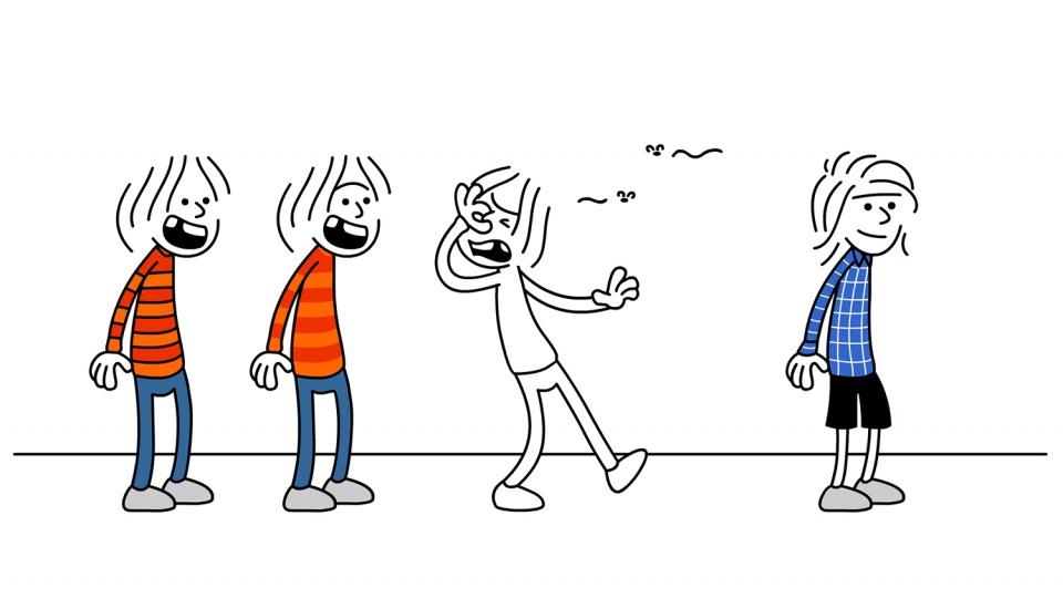 Schule Illustration 2