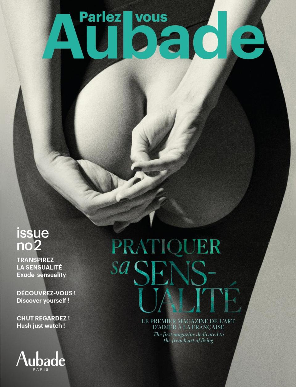 Couverture magazine Aubade
