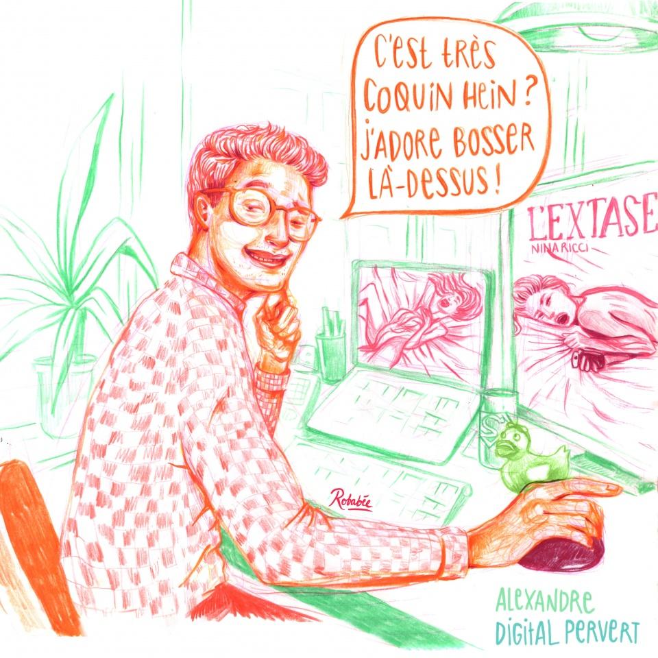Alexandre - Digital Pervert