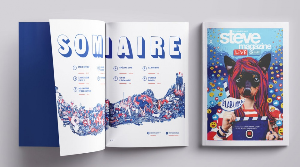 Steve Magazine