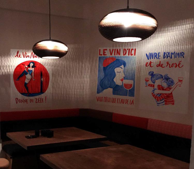 Tomette restaurant