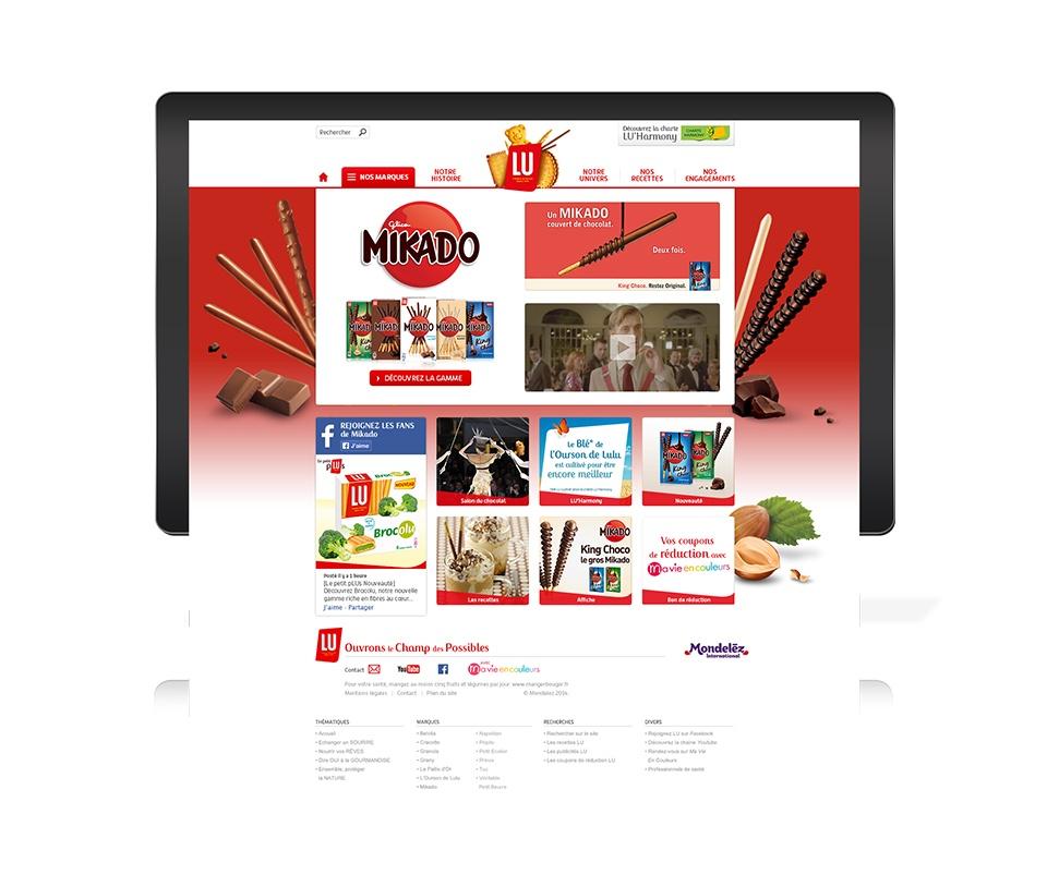 LU site hub