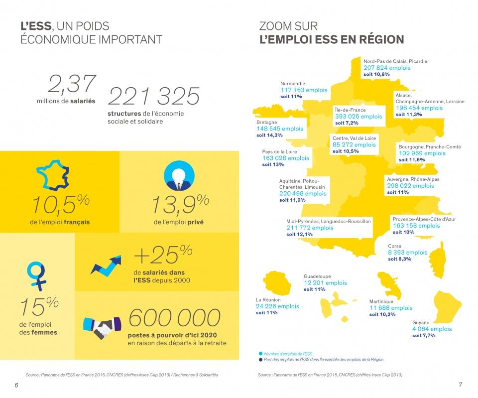 Infographie + Carte