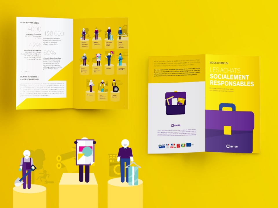 Brochure sur les achats socialement responsables
