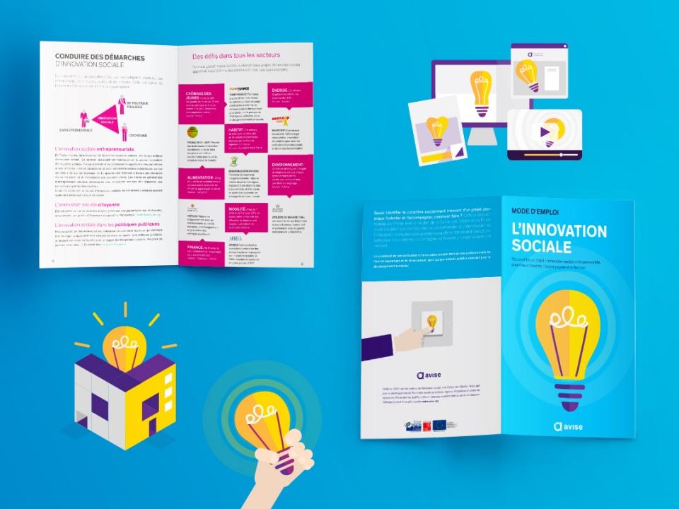 Brochure sur l'innovation sociale