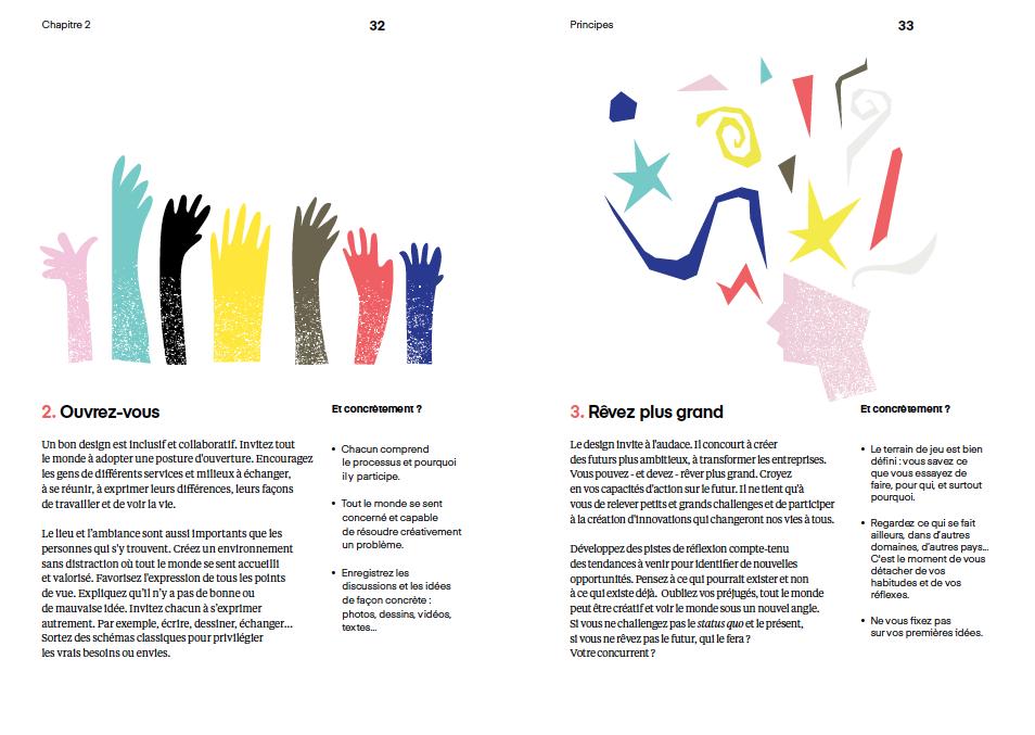 Design Thinking le livre int1