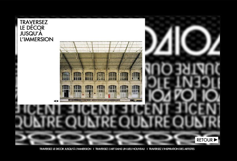 104 La traversée / Mairie de Paris