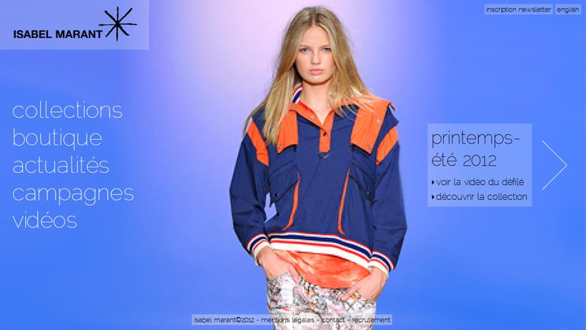 Isabel Marant / Site de marque