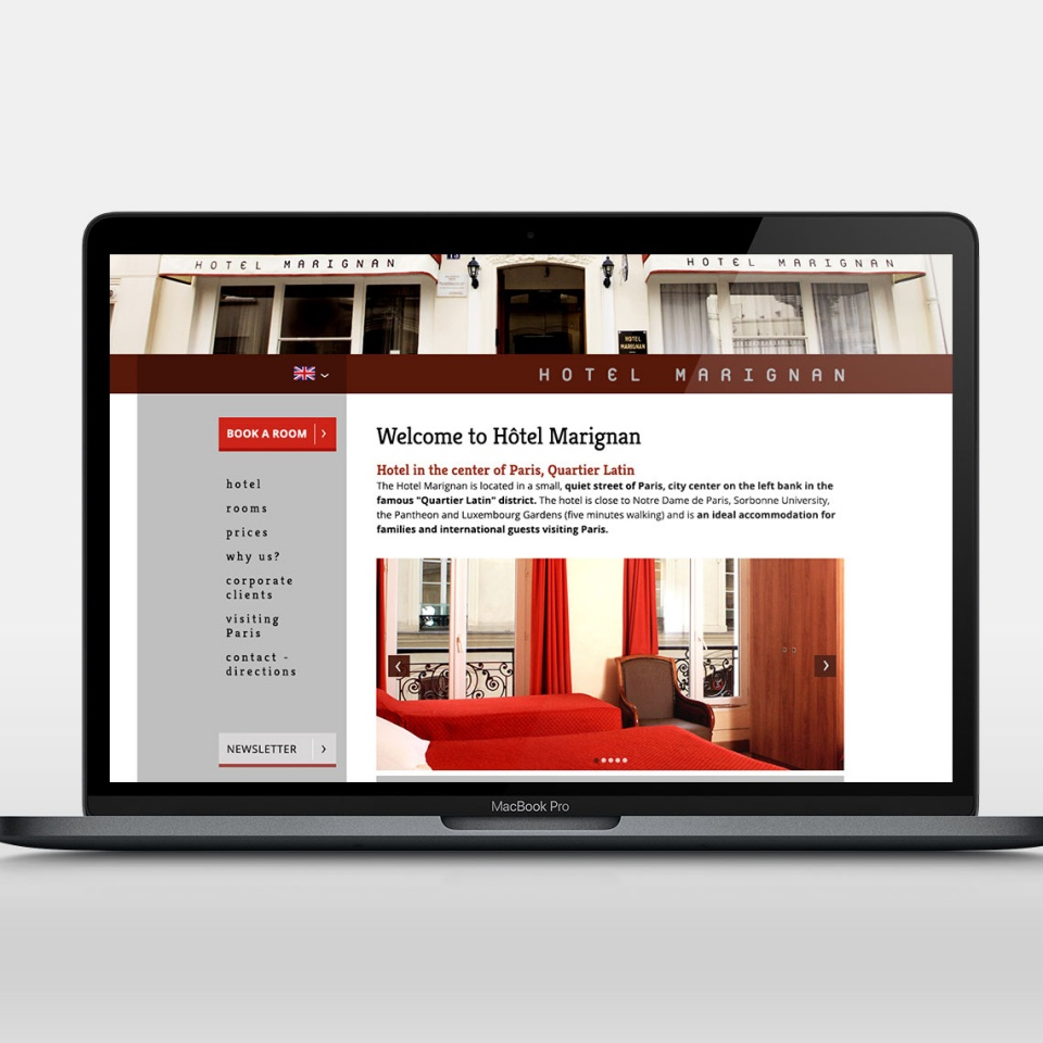 Site desktop