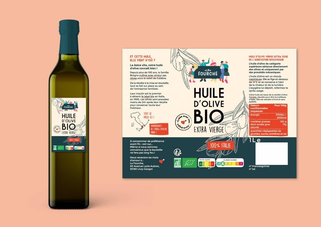 Packaging La Fourche