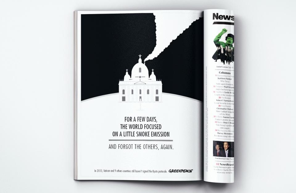 Greenpeace Print