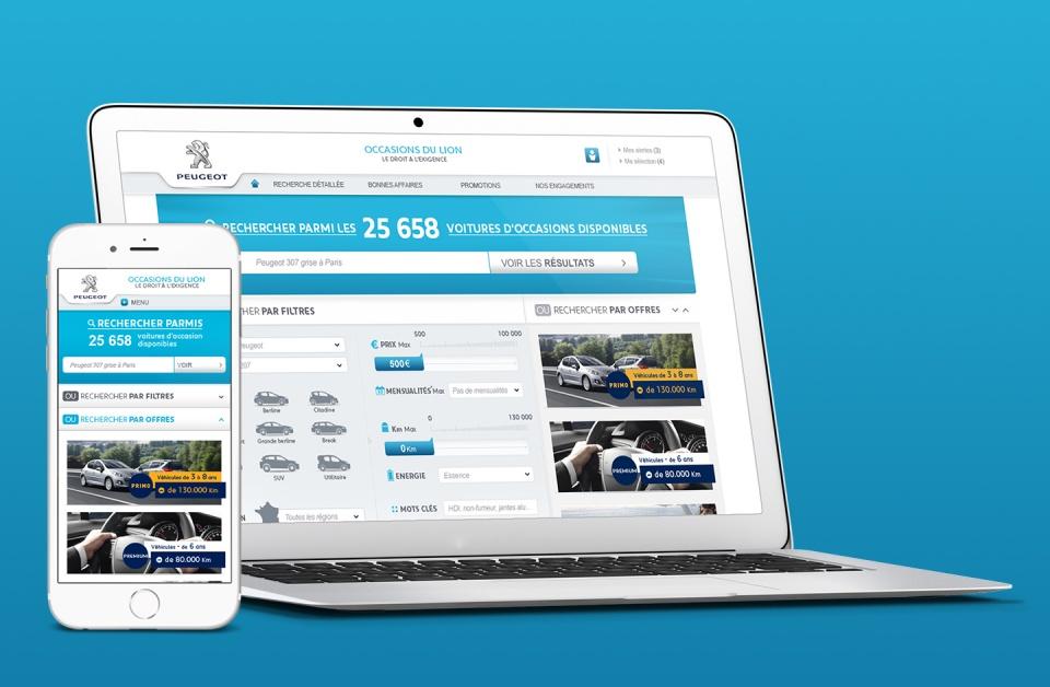 Peugeot Desktop