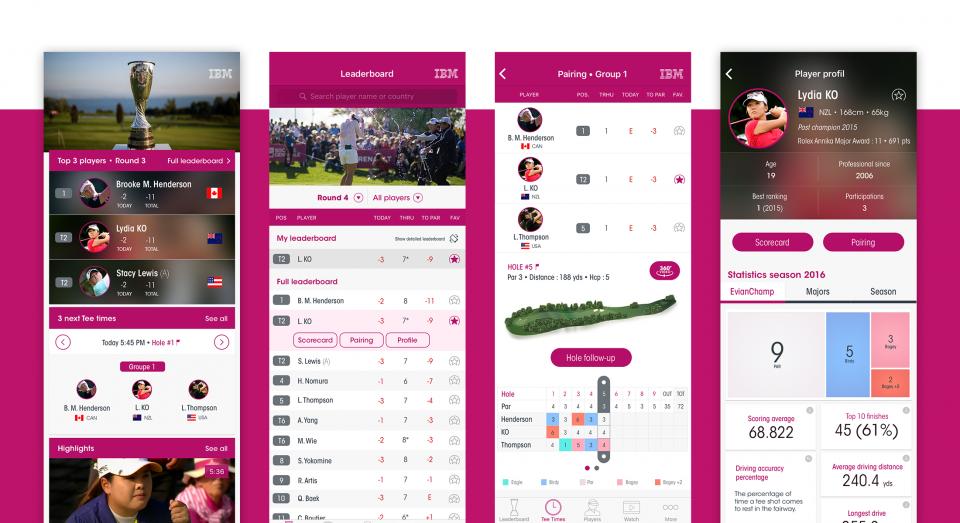Evian app 02