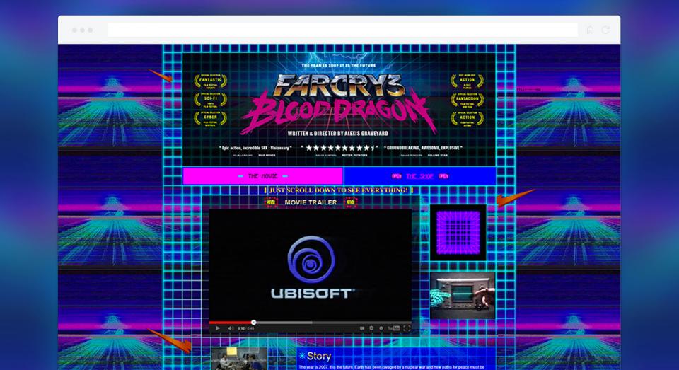 FarCry 3 Blood Dragon 01
