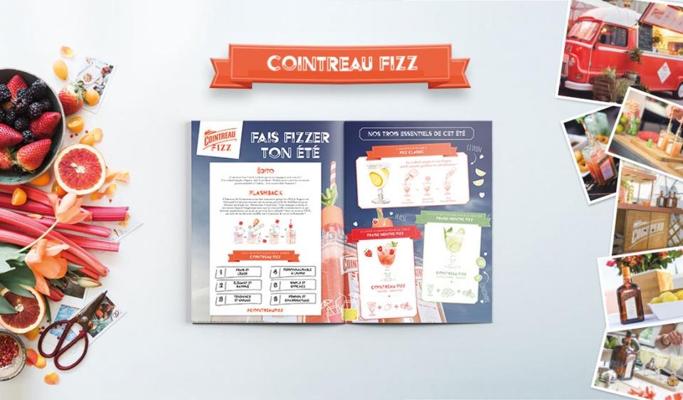 Campagne Cointreau Fizz