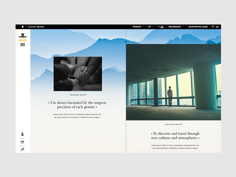 JLC - DA Web / UI / Webdesign