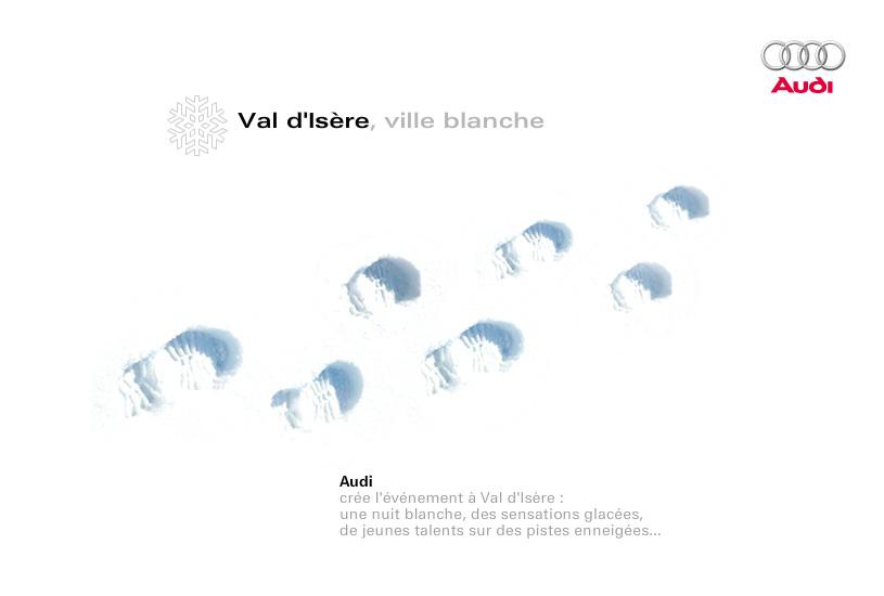 Audi Val d'Isère