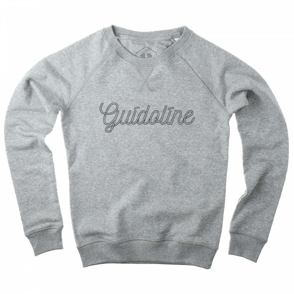 Guidoline Grey Sweat