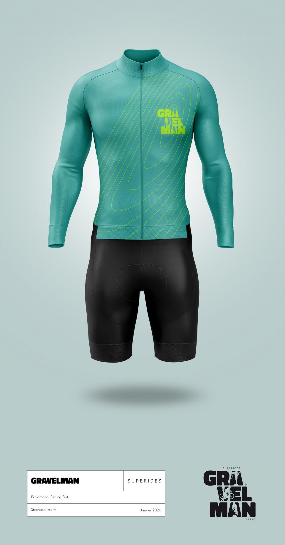 Exploration Textile technique pour cyclistes aventureux