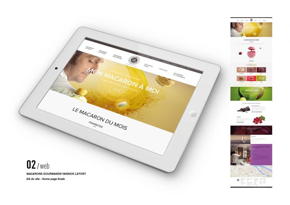 Home page du site