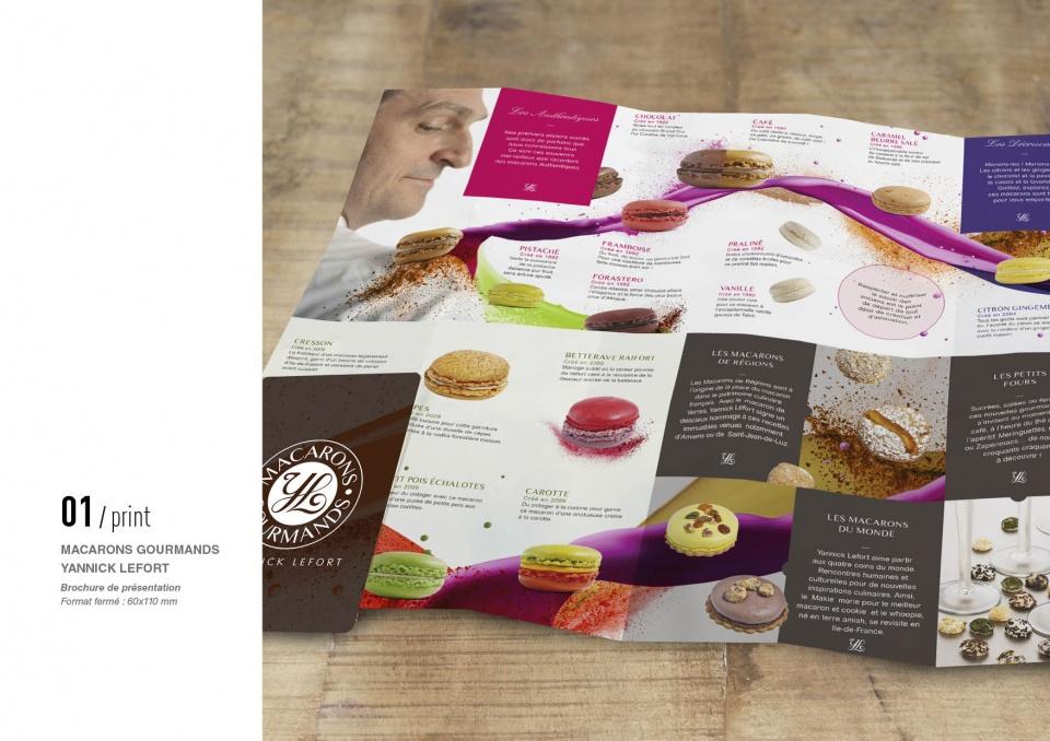 Brochure de gamme