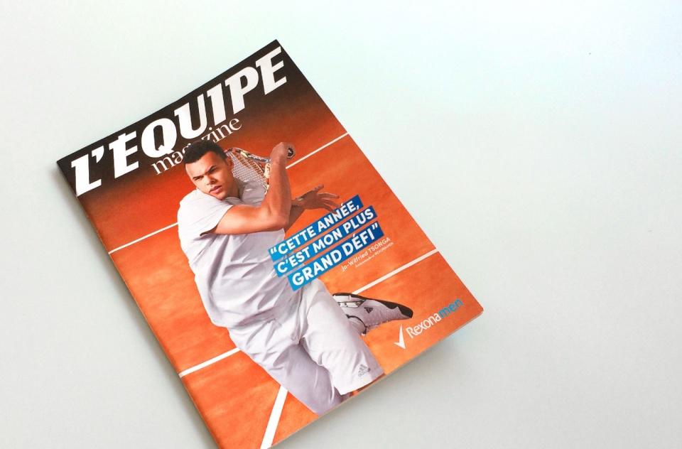 Surcouv L'EQUIPE Mag