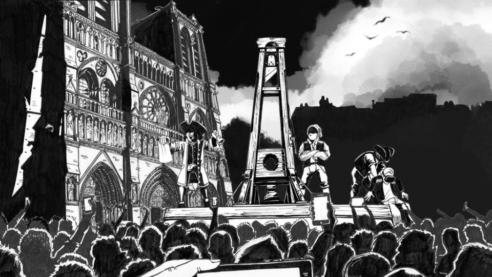 Notre Dame & Échafaud