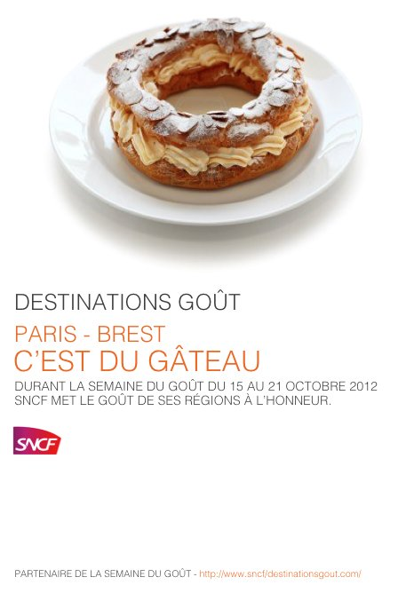 SNCF + SDG ParisBrest