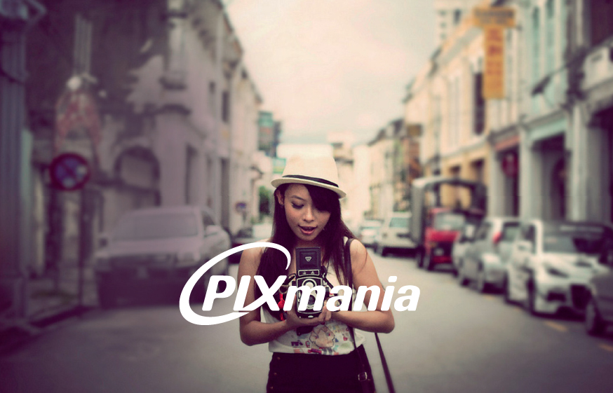 PIXMANIA global rebranding