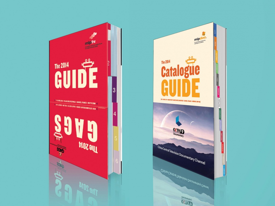Guide MIPTV et Catalogue MIPDOC