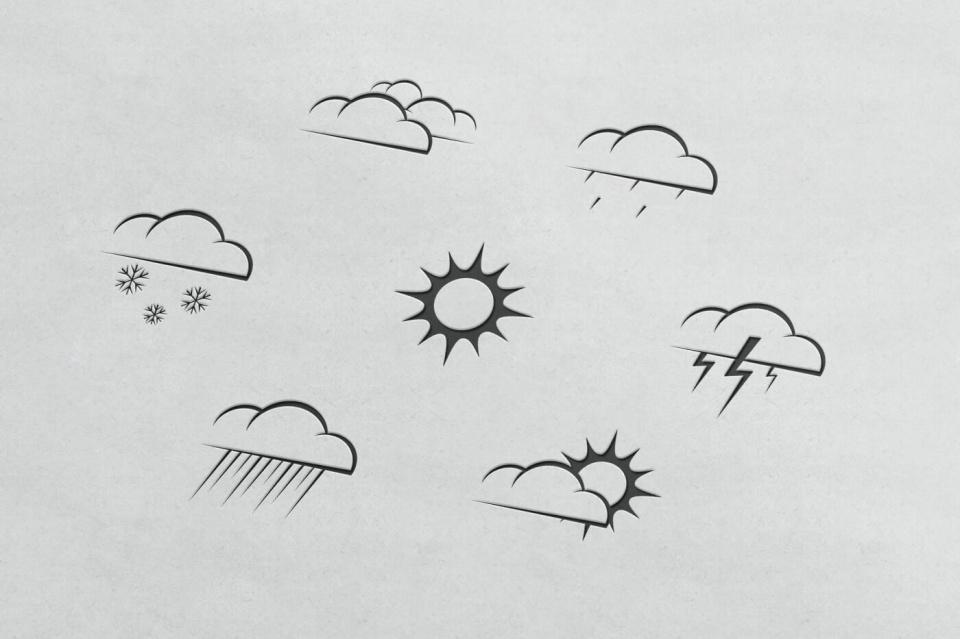 Pictos météo