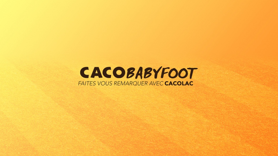 CacoBabyfoot