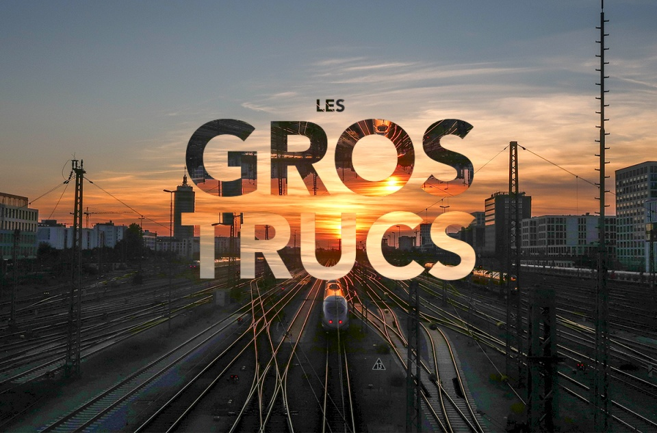 SNCF LES GROS TRUCS
