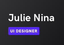 Julie Nina