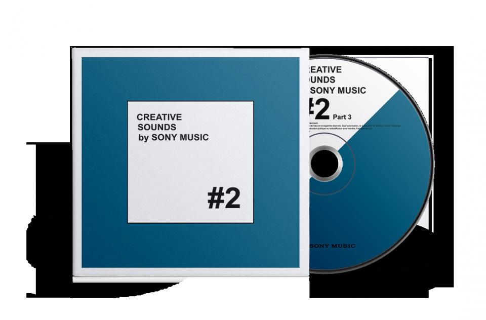 Samplers audio Sony Music