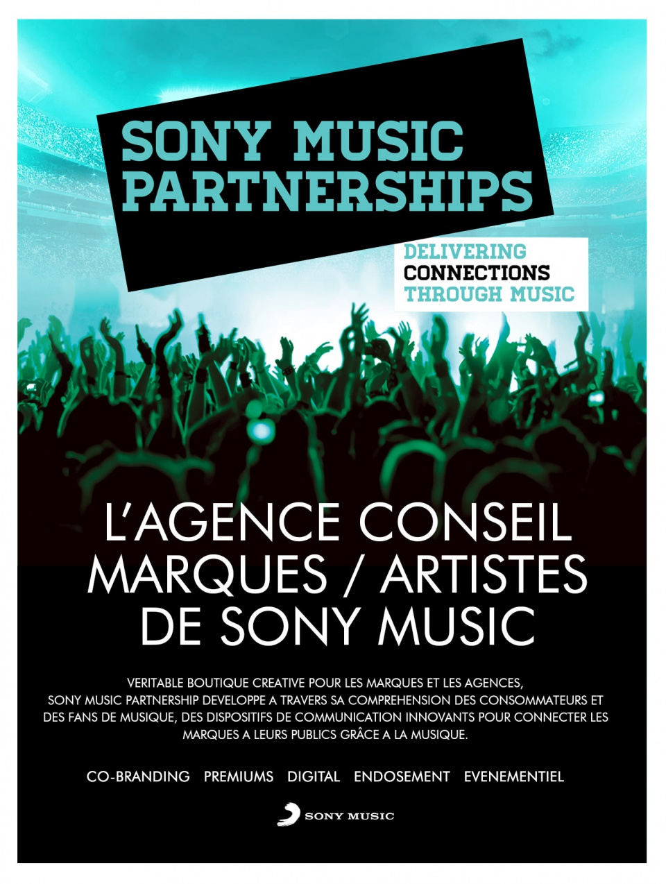 Sony Music Partnerships