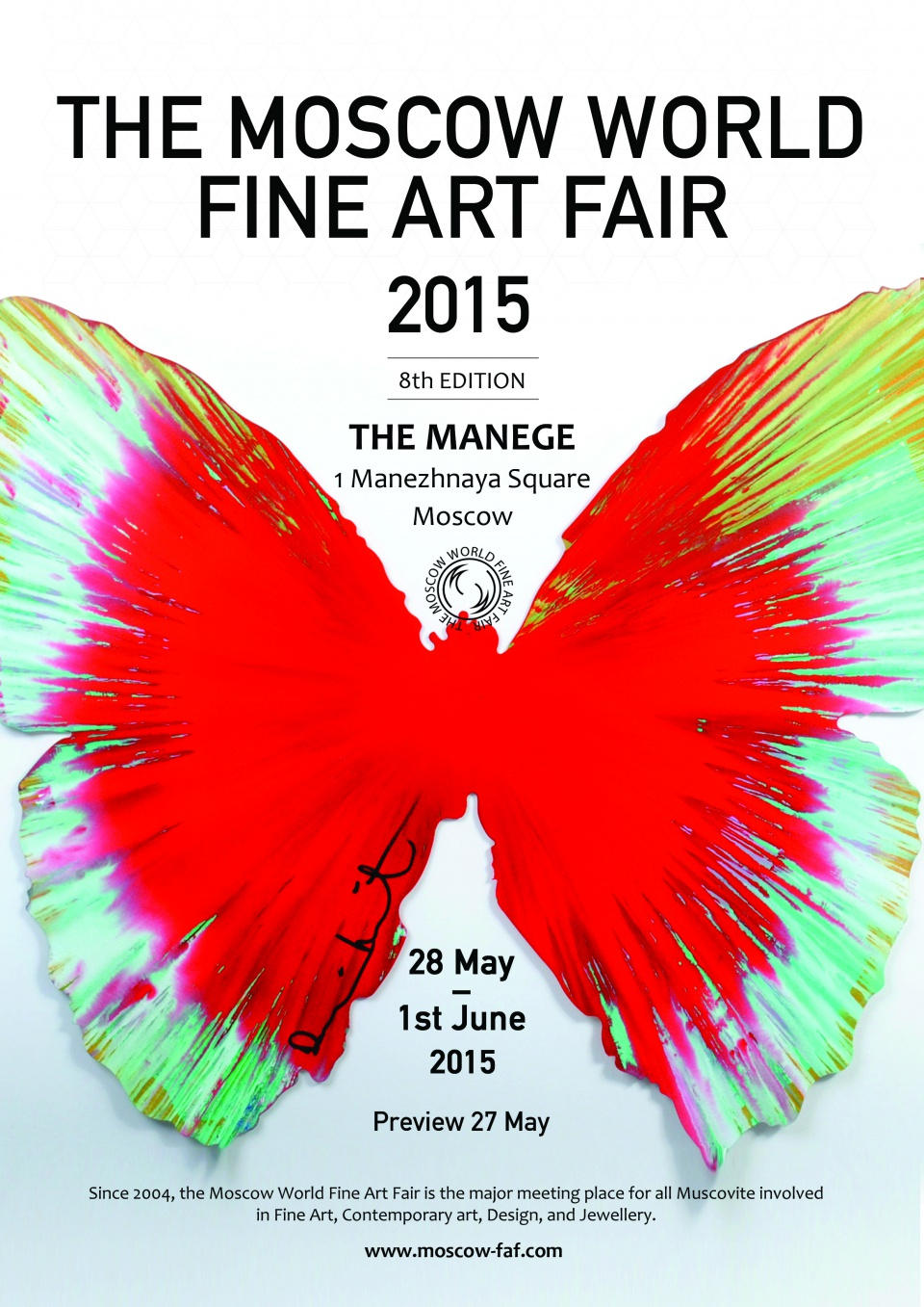 Affiche 2 The Moscow World fine Art Fair 2015