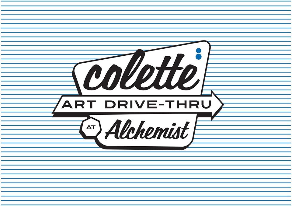 Colette Art Drive Thru