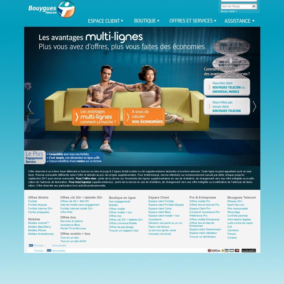 Bouygue Télécom