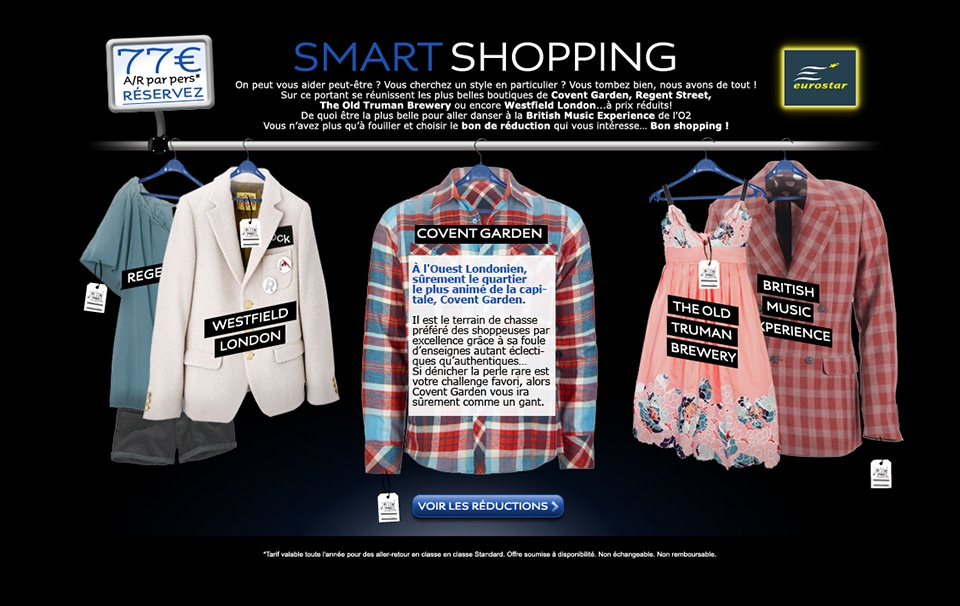 Smart Shopping  1ere version