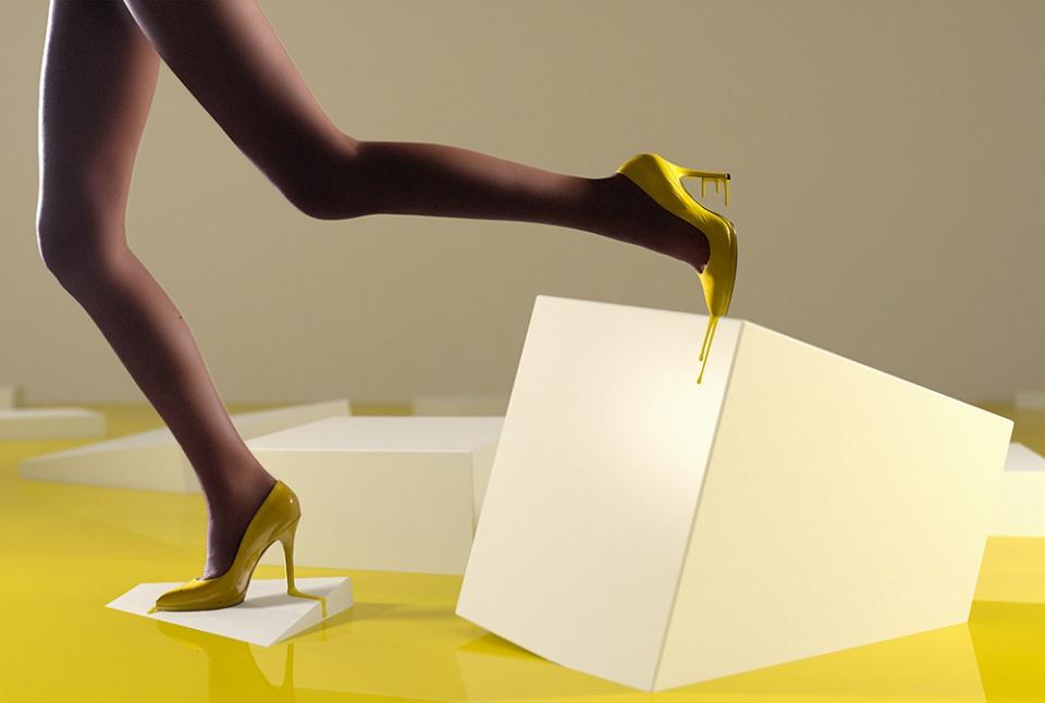 Freelance shoes 1