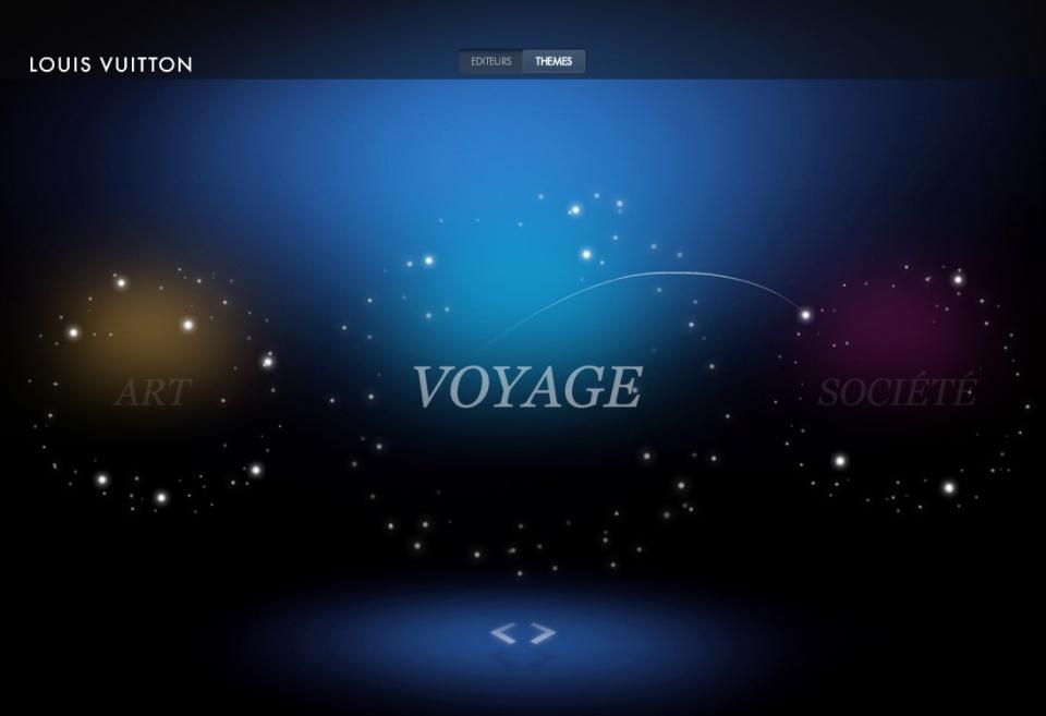 louis Vuitton digital discoveries